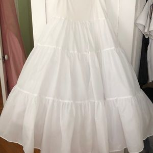 Double petticoat